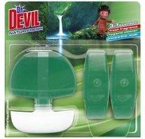 Osvěžovač WC Dr.DEVIL tekuté bloky s košíčkem 3x55ml