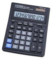 Kalkulačka CITIZEN SDC-554S černá,  1952,00           se 14místným displejem