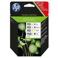 CTR-C2P43AE, HP 950XL + HP 951XL, cyan/magenta/yellow/black, 1500/2300str., 4ks