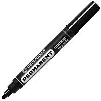 Značkovač DRY SAFE INK 8510/1, černý, 2-5mm, kulový, permanent, nevysychavý, CENTROPEN