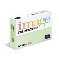 Papír COLORACTION A4/160g/250 Pastelově světle zelená - GN27 Jungle