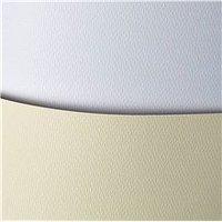 Papír ozdobný Galeria Papieru A4/230g/20ks/1bal KŘIŠŤÁL bílá