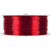 Verbatim 3D filament, PET-G, 1,75mm, 1000g, 55054, transparent red