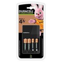 DURACELL Nabíječka CEF14 se 2 nabíjecími bateriemi AA 2500 mAh a 2 nab, íjecími bateriemi AAA 900 mA