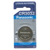 Baterie lithiová, CR3032, 3V, Panasonic, blistr, 1-pack