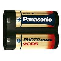 Baterie lithiová, 2CR5, 6V, Panasonic, blistr, 1-pack
