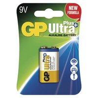 Baterie alkalická, 6LF22, 9V, GP, blistr, 1-pack, ULTRA Plus