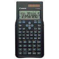 Canon Kalkulačka F-715SG, černá, školní, dvanáctimístná