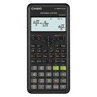Casio Kalkulačka FX 350 ES PLUS 2E, černá, stolní