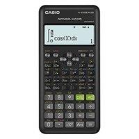 Casio Kalkulačka FX 570 ES PLUS 2E, černá, stolní