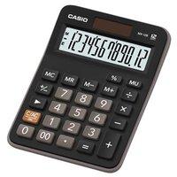Casio Kalkulačka MX 12 B, černá, stolní