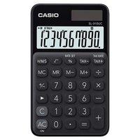Casio Kalkulačka SL 310 UC BK, černá, desetimístná, duální napájení