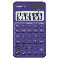Casio Kalkulačka SL 310 UC PL, fialová, desetimístná, duální napájení