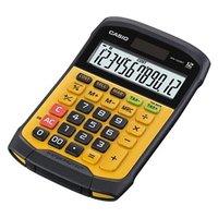Casio Kalkulačka WM 320 MT, černo-žlutá, stolní, vodotěsná