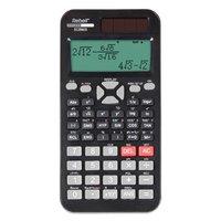 Rebell Kalkulačka RE-SC2060S, černá, vědecká, bodový displej, plastový kryt