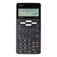 Sharp Kalkulačka EL-W531TH, bílá, vědecká, bodový displej, plastové klávesy, automatické vypínání