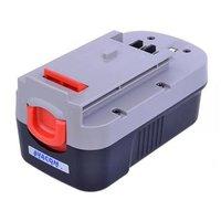 Avacom baterie pro Black & Decker, Ni-MH, 18V, 3000mAh