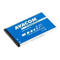 Avacom baterie pro Nokia 225, Li-Ion, 3.7V, GSNO-BL4UL-S1200, 1200mAh, 4.4Wh, náhrada za BL-4UL