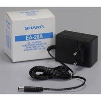 Síťový adaptér, EA28A, 220V (el.síť), napájení kalkulaček, Sharp