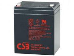 CSB olověný akumulátor pro HR1221WF2 HighRate, 12V, 5.1Ah, HR1221WF2, PBCS-12V005,1-F2AH