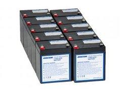 AVACOM bateriový kit pro renovaci RBC143 (10ks baterií typu HR)