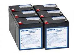 AVACOM bateriový kit pro renovaci RBC141 (6ks baterií typu HR)