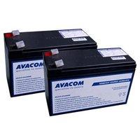 AVACOM bateriový kit pro renovaci APC UPS RBC33
