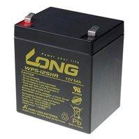 Long olověný akumulátor HighRate F2 pro UPS, EZS, EPS, 12V, 5Ah, PBLO-12V005-F2AH