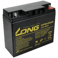 Long olověný akumulátor HighRate F3 pro UPS, EZS, EPS, 12V, 18Ah, PBLO-12V018-F3AH
