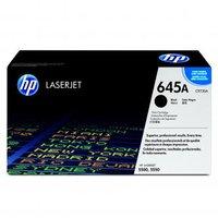 HP originální toner C9730A, black, 13000str., HP 645A, HP Color LaserJet 5500, N, DN, HDN, DTN