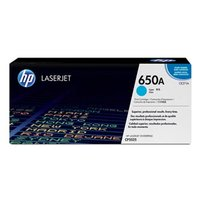HP originální toner CE271A, cyan, 15000str., HP 650A, HP LaserJet CP5525n, CP5525dn, CP5525xh