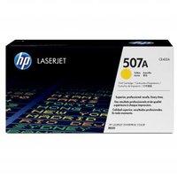 HP originální toner CE402A, yellow, 6000str., HP 507A, HP LaserJet Enterprise 500 color M551