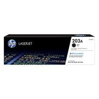 HP originální toner CF540A, black, 1400str., HP 203A, HP Color LaserJet Pro M254, M280, M281, O