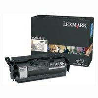 Lexmark originální toner T650H31E, black, 25000str., high capacity, Lexmark T650,T650dn,T650n