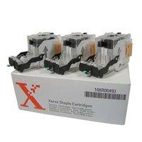 Xerox originální staple cartridge 108R00493, 3x5000str., Xerox WC Pro245,255,232, 238, WC5845,5855,5