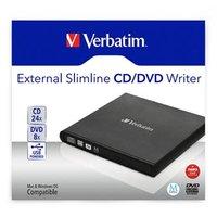 Verbatim 98938, rychlost CD(24x) DVD (8x) technologie MDISC (tm)