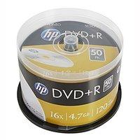 HP DVD+R, DRE00026-3, 69319, 50-pack, 4.7GB, 16x, 12cm, cake box, bez možnosti potisku, pro archivac