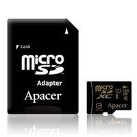 Apacer paměťová karta Secure Digital, 128GB, micro SDXC, AP128GMCSX10U1-R, UHS-I U1 (Class 10), s ad