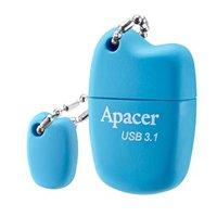 Apacer USB flash disk, 3.1, 64GB, AH159, modrá, AP64GAH159U-1, s krytkou
