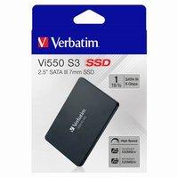 Interní disk SSD Verbatim SATA III, 1TB, Vi550, 49353 černý, 535 MB/s,560 MB/s