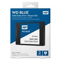 """SSD Western Digital 2.5"""", SATA III, 2000GB, GB, WD Blue, WDS200T2B0A 530 MB/s,560 MB/s"""