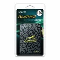 "Interní disk SSD Apacer 2.5"", SATA III, 120GB, AS340, AP120GAS340G-1 500 MB/s,550 MB/s, Pan"