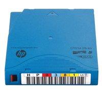 HP LTO Ultrium WORM 5 20-pack, Custom Labeled Data Cartridge, 1500 (1,5 TB)/GB 3000 (3 TB)GB, labele