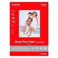 Canon Photo paper Glossy, foto papír, lesklý, GP501 A4 typ bílý, A4, 200 g/m2, 100 ks, 0775B001, ink