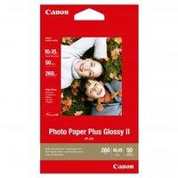 "Canon Photo Paper Plus Glossy, foto papír, lesklý, bílý, 10x15cm, 4x6"", 265 g/m2, 50 ks, PP"