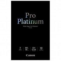 """Canon Photo Paper Pro Platinum, foto papír, lesklý, bílý, A3+, 13x19"""", 300 g/m2, 10 ks, PT-"""