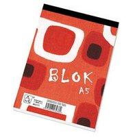 Blok linkovaný, A5, 50listů,poznámkový