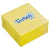 Blok samolepicí, 76 x 76mm, žlutý, cena za 1ks, 3M