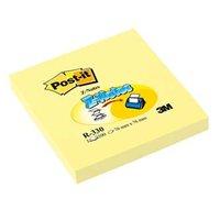 """Blok samolepicí, 76 x 76mm, žlutý, 6x100listů,cena za 1ks, typ Z"""", 3M"""