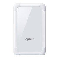 """Apacer externí pevný disk, AC532, 2.5"""", USB 3.0 (3.2 Gen 1), 1TB, AP1TBAC532W-1, bílý"""